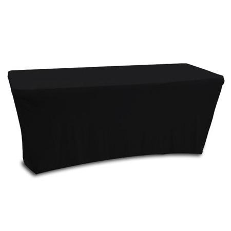 Scrim Werks 6FT Table Slip Screen - Black