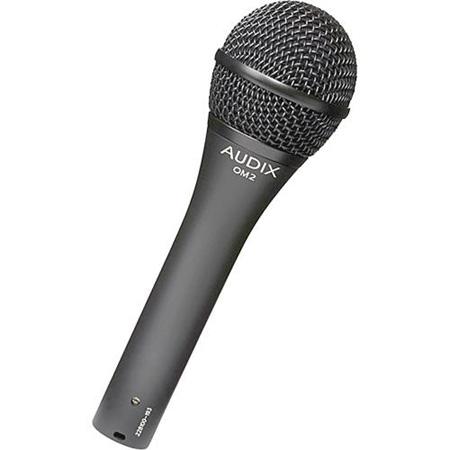 Audix OM2 Dynamic Hypercardioid Vocal Mic