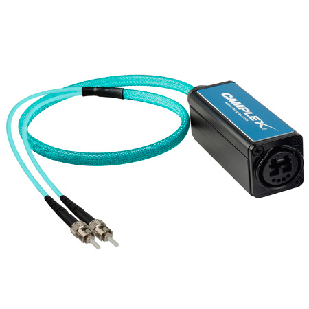 Camplex OPADAP-5 opticalCON DUO to Duplex (2) ST Breakout Adapter - Multimode