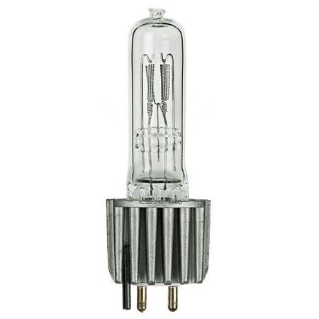 Osram 54605 T6 HPL 750 Watt/120 Volt Ultra Plus Stage and Studio Lamp with Heat Sink Base