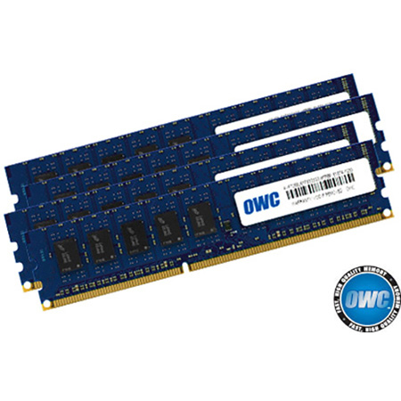 OWC 85MP3W8M32K 32GB RAM Upgrade Kit - 4 x 8.0GB PC8500 DDR3 ECC 1066MHz 240 Pin
