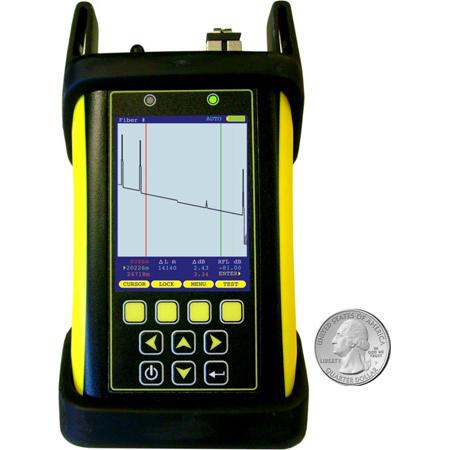 Optical Wavelength Labs WTO2-S13 OWLTrek II 1310nm Singlemode OTDR - Li-ion Battery Included