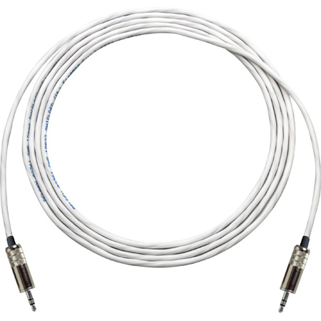 Sescom P/MPS-MPS-15 Plenum Audio Cable 3.5mm TRS Mini Male to 3.5mm TRS Mini Male - 15 Foot