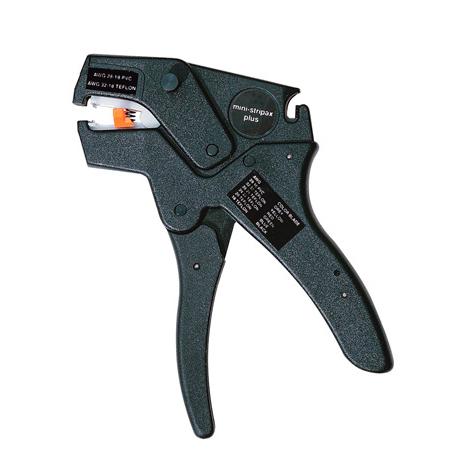 Greenlee 1115P Mini-stripax Plus Stripper/Cutter (32-18 AWG)
