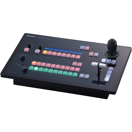 Panasonic AV-HLC100 All-in-one IP Live Switcher with all the Functions Needed for Live Productions