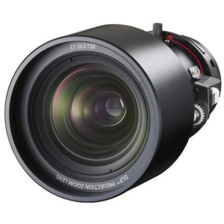 Panasonic ETDLE150 Power Zoom Lens for PT-D6000 Series/PT-D5700/PT-DW5100/PT-D4000
