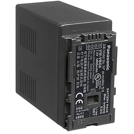 Panasonic VW-VBG6 / VBG6K 5100mAh Li-Ion Battery
