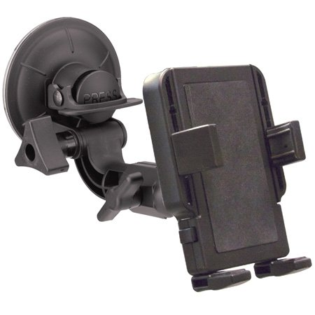 Panavise 15508  PortaGrip Universal Phone Holder with Premium Suction Cup Mount