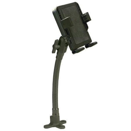 Panavise 15579 PortaGRIP Universal Phone Holder with Fixed Flex Shaft