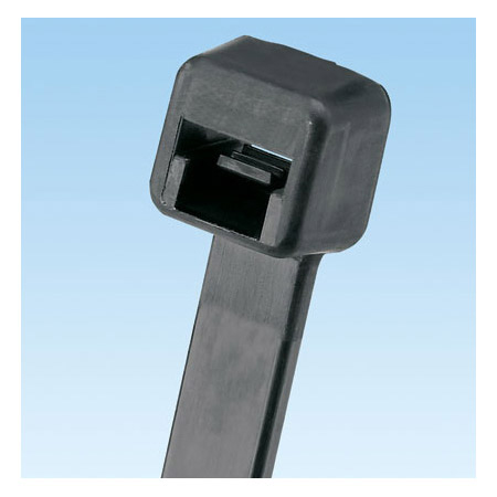 Panduit PLT1.5I-C20 5.6 Inch Intermediate Cross Section Cable Tie 100 Pack