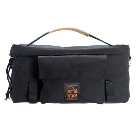 Portabrace ABB-1PRO Air Brush Bag for Professional Makeup Artists - Black