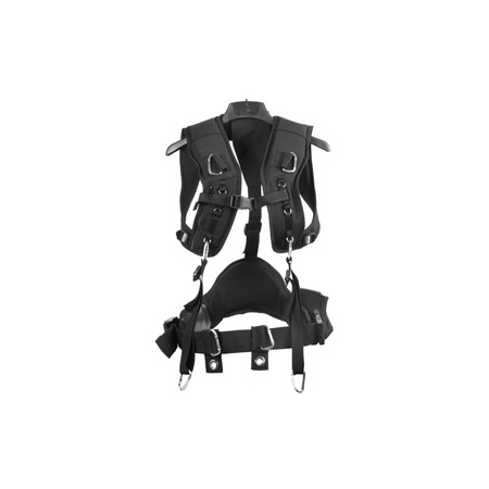 Porta-Brace AH-3H-MEMS - Belt Audio Harness with Memory Foam and Small Belt