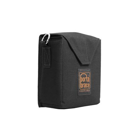 Portabrace CA-BATT Padded Pouch Spare Camera Brick Battery - Black