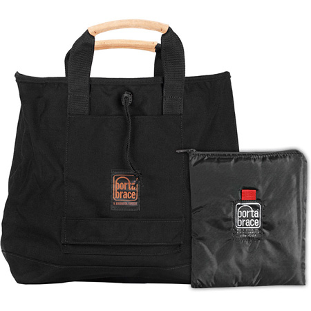 Portabrace CABLE-BAG1 Sack Style Carrying Bag for Accessories and Cables - Small