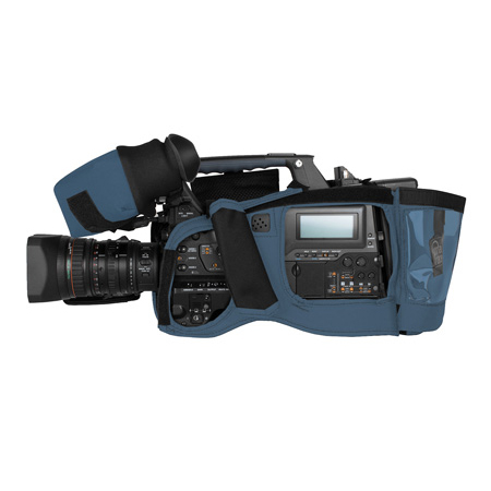 Portabrace CBA-PMW500 Camera Body Armor for the Sony PMW-500 - Blue