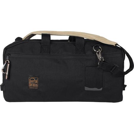 Portabrace GRIP-2B Cordura Carrying Run Bag for Essential Grip Equipment - Black