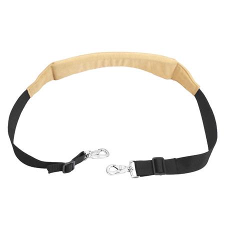 Portabrace HB-1040 Heavy Duty Suede Leather Shoulder Strap