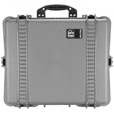 Portabrace PB-2700FP Large Air-Tight & Water-Tight Hard Resin Case with Foam Interior