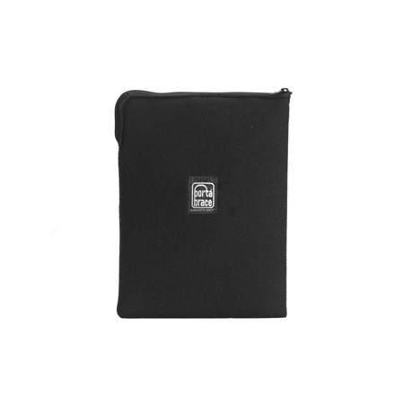 Portabrace PB-812IP Padded iPad Carrying Pouch - 8 in. x 12 in. - Black
