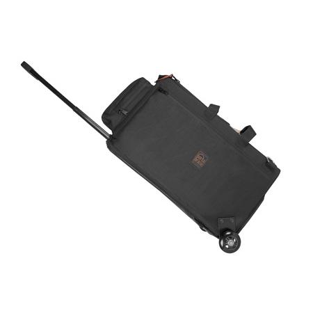 Portabrace RIG-MINI Lightweight Carrying Case with Wheels for Blackmagic URSA Mini - Black