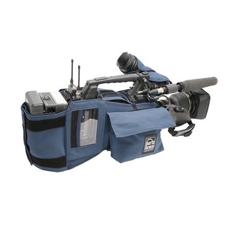 Portabrace SC-PXWX320 Shoulder Case for Sony PXW-X320 - Blue