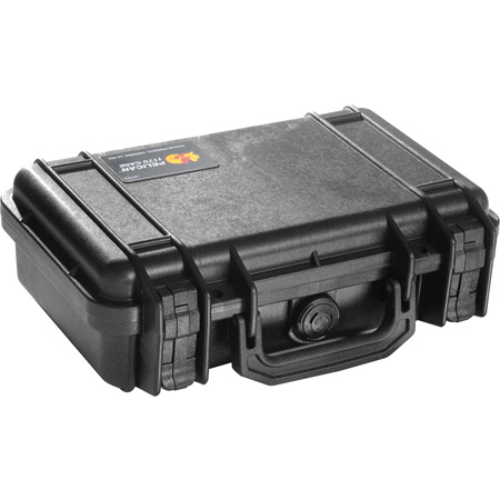 Pelican 1170WF Protector Case with Foam - Black