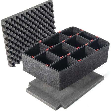 Pelican 1400TPKIT TrekPak Case Divider Kit for 1400 Protector Series Cases