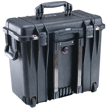 Pelican 1440NF Protector Top Loader Case with No Foam - Black