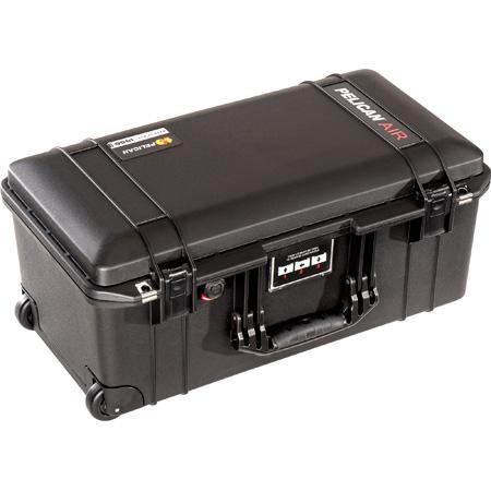 Pelican 1556WF Air Case with Foam - Black