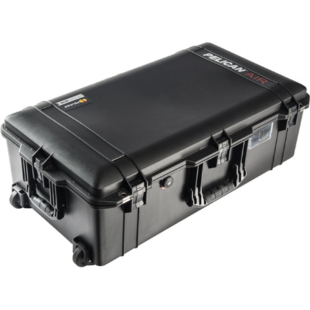 Pelican 1615WF Air Case with Foam - Black