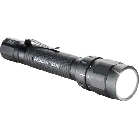 Pelican 2370 Tactical Flashlight - Black