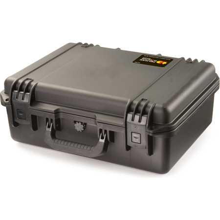 Pelican iM2400-X0001 Storm Laptop Case with Foam - Black
