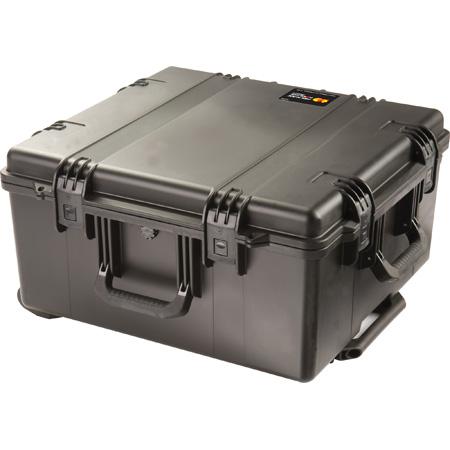 Pelican iM2875-X0001 Storm Travel Case with Foam - Black