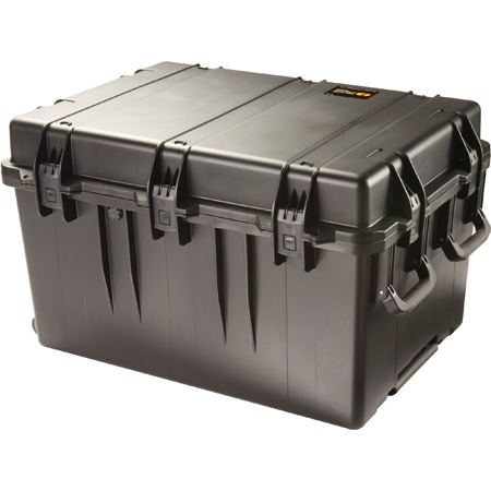 Pelican iM3075-X0001 Storm Transport Case with Foam - Black