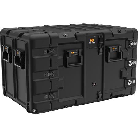 Pelican SUPER-V-9U Super V 9U Rack Mount Case