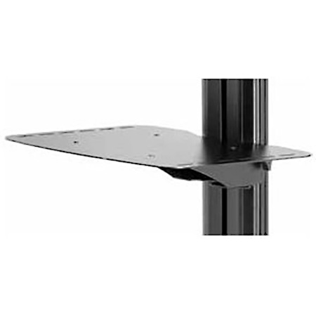 Peerless-AV ACC-MS Metal Shelf for SR Carts and SS TV Stands