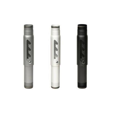 Peerless-AV AEC1012-S 10-12 Foot Adjustable Extension Column - Silver