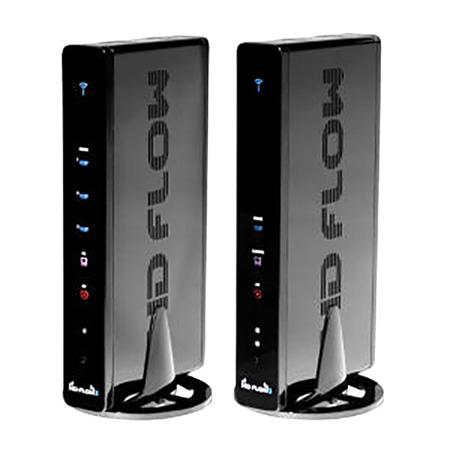 Peerless-AV HDS300-2 PeerAir Pro Wireless AV Multi-Display System Kit - 2 Receiver Multicast