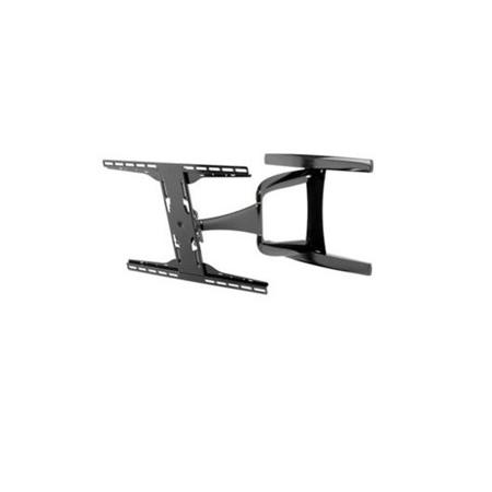 Peerless-AV SUA761PU Designer Series Universal Ultra Slim Articulating Wall Mount 37 to 65 Inch  Ultra-thin Displays