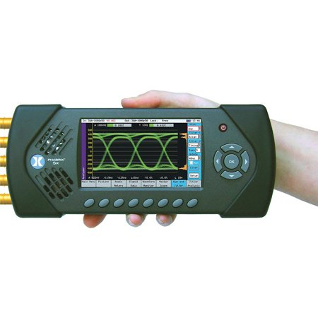 Phabrix SxE 3G-SDI HD-SDI and SD-SDI Portable Eye Pattern & Jitter Analyzer