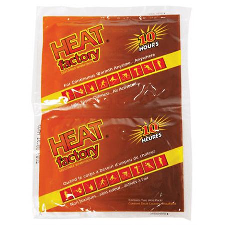 Porta-Brace Polar Heat Packs - 10 Packs