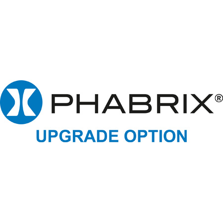 Phabrix PHQXO-IP-STND IP License for ST 2022-6 / ST 2110 Decap with ST 2022-7 and PTP - Download