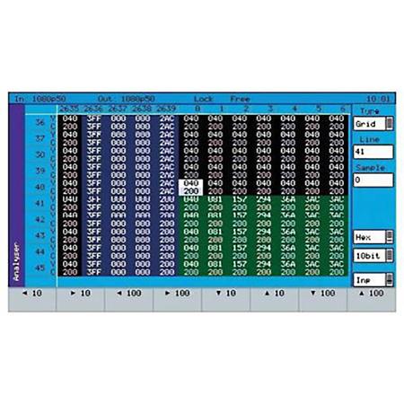 Phabrix PHSXO-ENG Engineering Software Bundle for Sx Series - Includes PHSXOS PHSXOSD PHSXOR PHSXOZ PHSXOF PHSXODAG