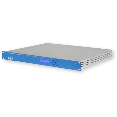 ATX Networks PD1000-4 4 Channel HD/SD Encoder (1xPD1000 2xEM-2HD 1xOM14)