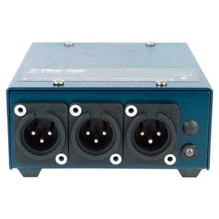 Clear-Com PK-7 1-Channel 0.4 Amp Portable Power Supply