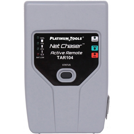 Platinum Tools TAR104 Net Chaser Active Remote