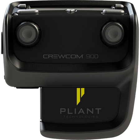 Pliant Technologies CRP-22-900 CrewCom 900MHz 2-Vol/2-Conf Radio Pack