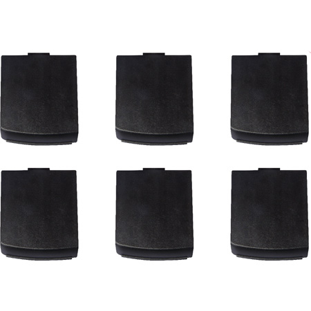 Pliant Technologies CRP-DOOR-6PK CrewCom Pack Battery Cover - 6 Pack