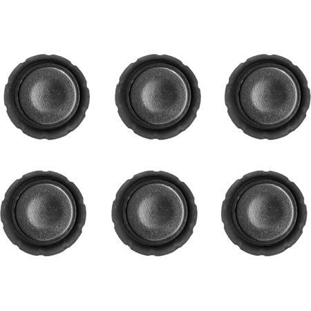 Pliant Technologies CRP-KNOB-6PK CrewCom Volume Knob Assembly for CrewCom Packs - 6 Pack