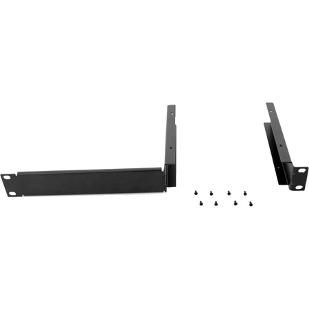 Pliant Technologies PAC-RMK-S Single 1RU Half-Rack Mount Kit